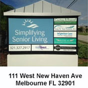 Golden Providers Meets at 111 West New Haven Avenue in Melbourne FL